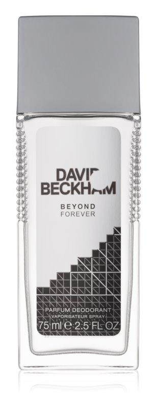 David Beckham Beyond Forever Perfume Deodorant for Men 75 ml