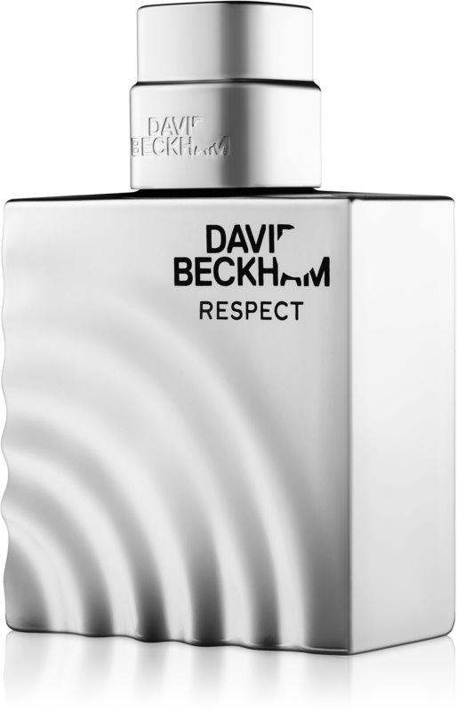 David Beckham Respect woda toaletowa dla mężczyzn 60 ml