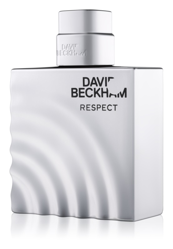 David Beckham Respect eau de toilette per uomo 90 ml