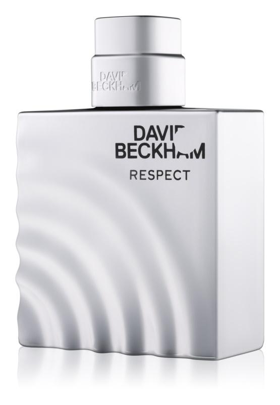 David Beckham Respect eau de toilette pour homme 90 ml