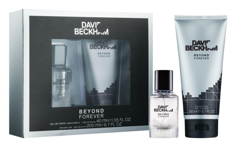 David Beckham Beyond Forever ajándékszett I.