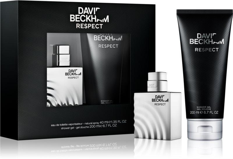 David Beckham Respect darčeková sada I.