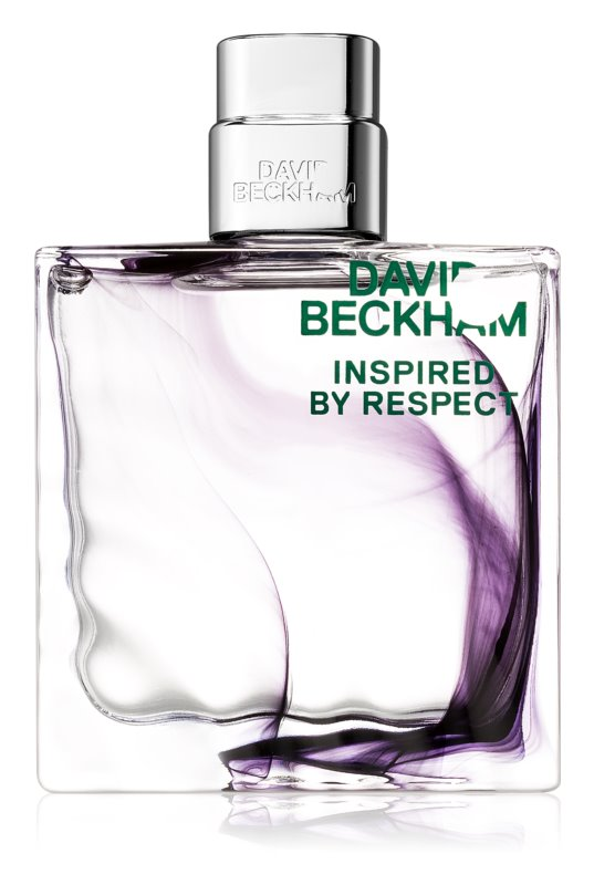 David Beckham Inspired By Respect Eau de Toilette voor Mannen 90 ml
