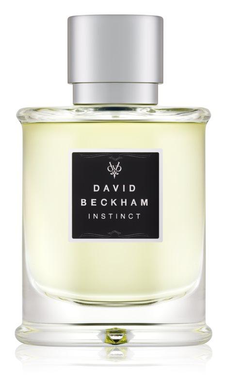 David Beckham Instinct Eau de Toilette for Men 75 ml