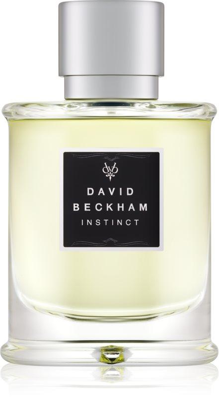 David Beckham Instinct eau de toilette para hombre 75 ml