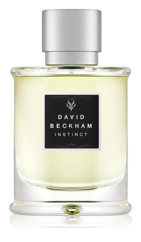 David Beckham Instinct eau de toilette pour homme 75 ml
