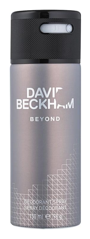 David Beckham Beyond дезодорант-спрей для чоловіків 150 мл