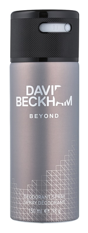 David Beckham Beyond Deo Spray for Men 150 ml