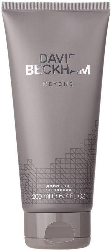 David Beckham Beyond gel za prhanje za moške 200 ml