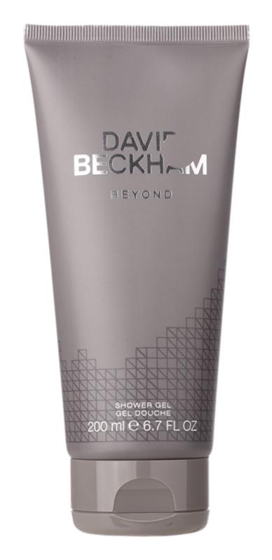 David Beckham Beyond tusfürdő férfiaknak 200 ml