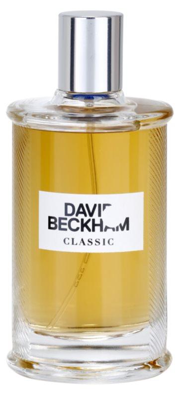 David Beckham Classic Eau de Toilette for Men 90 ml