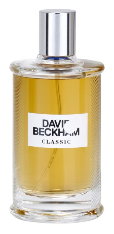 David Beckham Classic toaletná voda pre mužov 90 ml