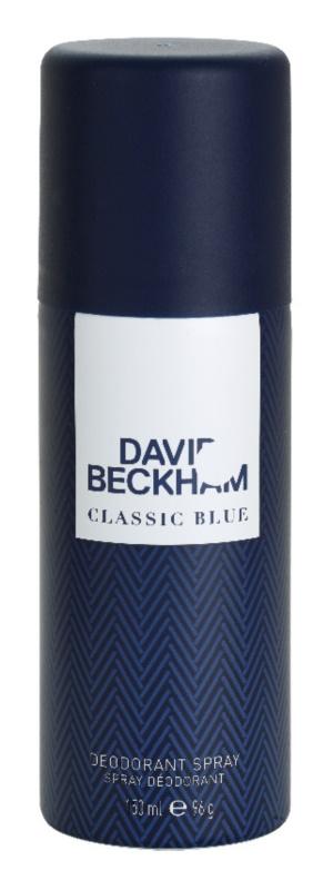 David Beckham Classic Blue Αποσμητικό σε σπρέι για άνδρες 150 μλ