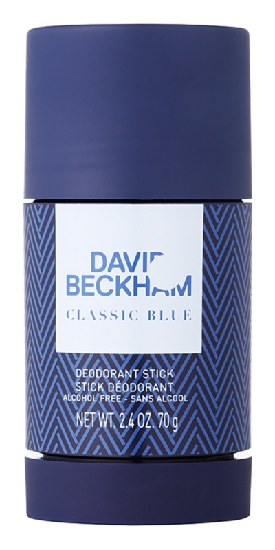 David Beckham Classic Blue Deodorant Stick for Men 70 g