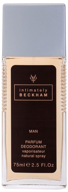 David Beckham Intimately Men Perfume Deodorant for Men 75 ml