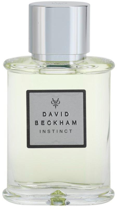 David Beckham Instinct after shave pentru barbati 50 ml