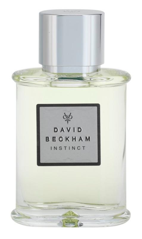 David Beckham Instinct losjon za po britju za moške 50 ml