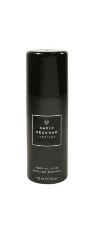 David Beckham Instinct Deo Spray for Men 150 ml