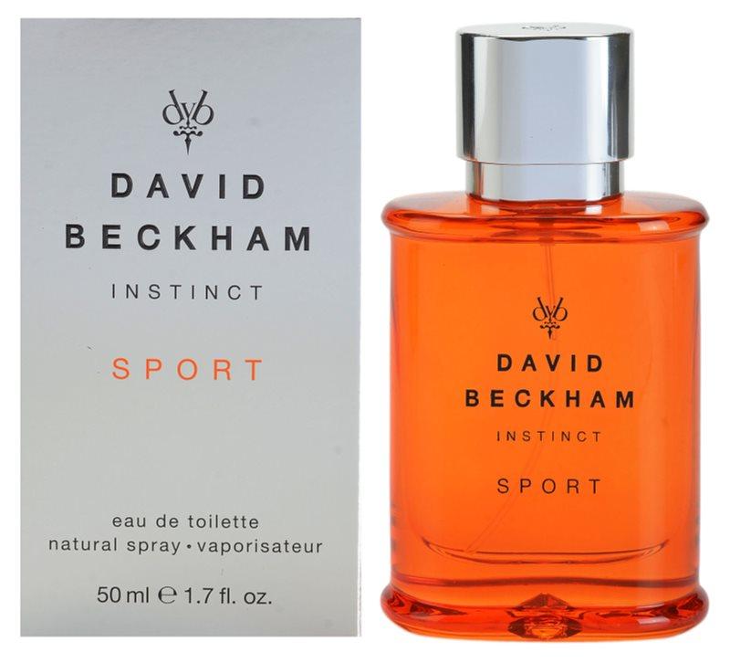David Beckham Instinct Sport toaletna voda za moške 50 ml