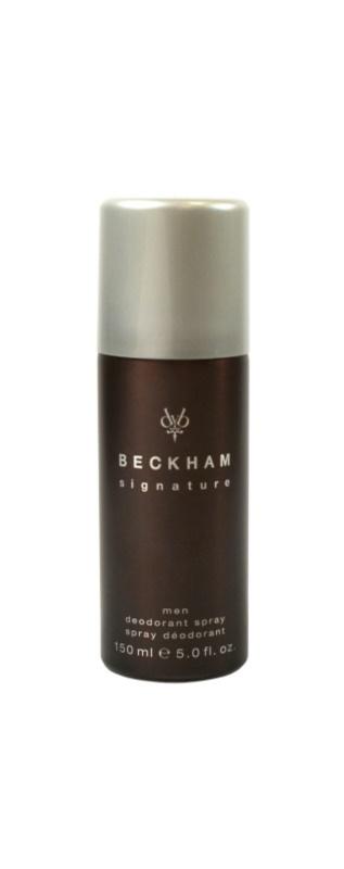 David Beckham Signature for Him Deo-Spray für Herren 150 ml