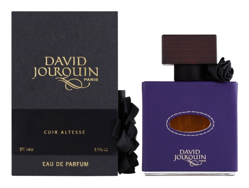 David Jourquin Cuir Altesse Eau de Parfum for Women 100 ml