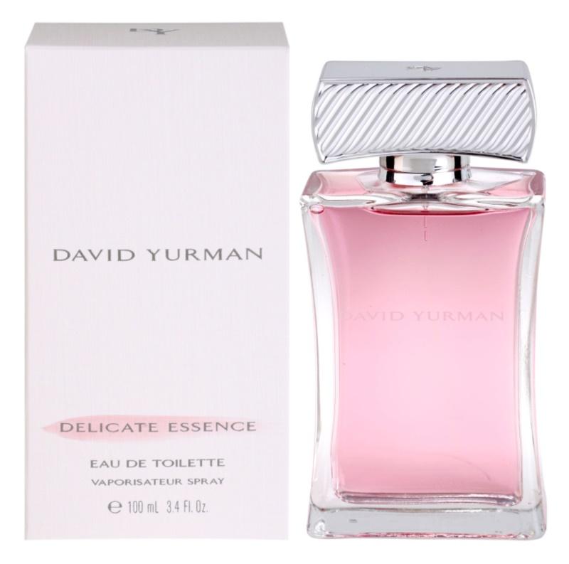 David Yurman Delicate Essence Eau de Toilette para mulheres 100 ml