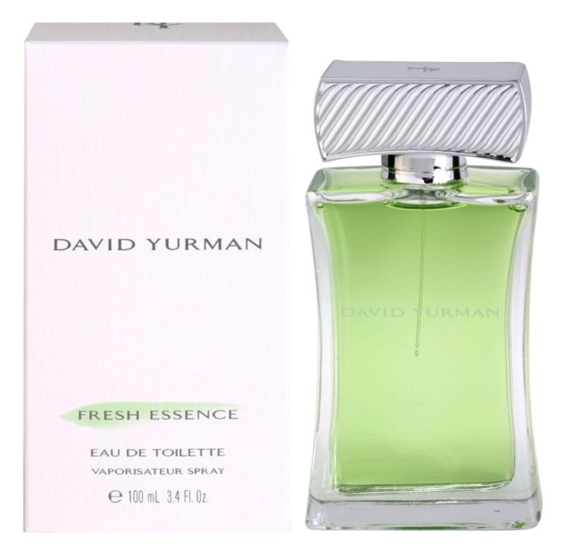 David Yurman Fresh Essence Eau de Toilette for Women 100 ml