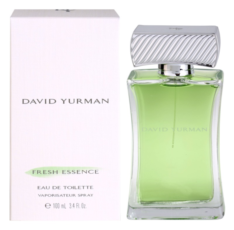 David Yurman Fresh Essence Eau de Toilette für Damen 100 ml