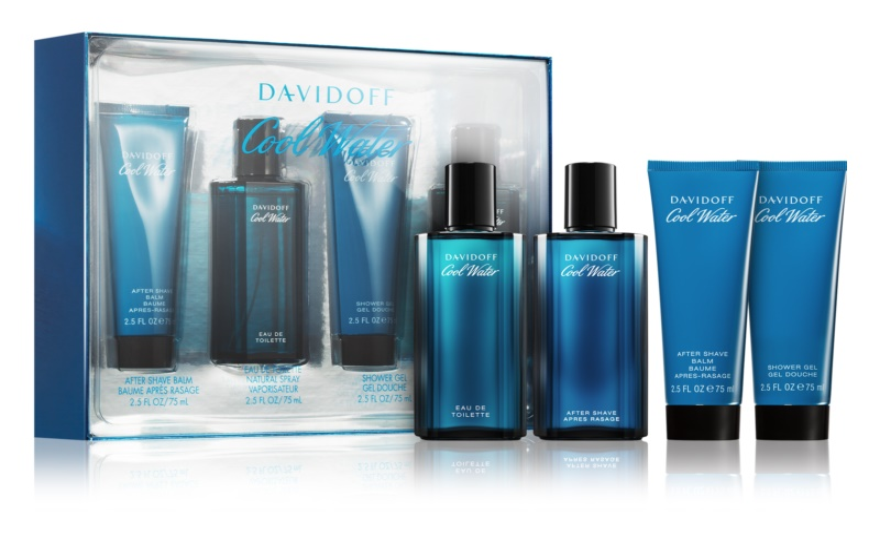 Davidoff Cool Water darčeková sada XVI.
