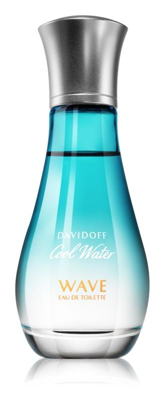 Davidoff Cool Water Woman Wave Eau de Toilette für Damen 30 ml
