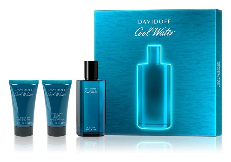 Davidoff Cool Water Gift Set XIX.