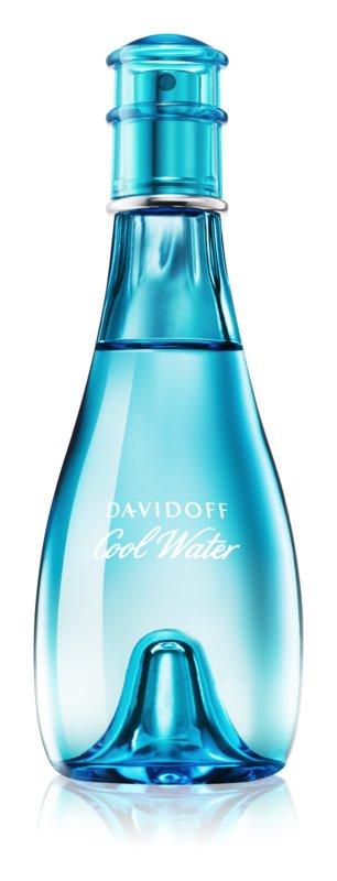 Davidoff Cool Water Woman Mediterranean Summer Edition Eau de Toilette voor Vrouwen  100 ml
