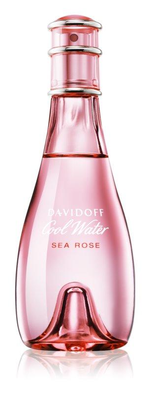 Davidoff Cool Water Woman Sea Rose Mediterranean Summer Edition eau de toilette pour femme 100 ml