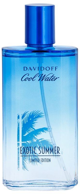 Davidoff Cool Water Exotic Summer Limited Edition toaletní voda pro muže 125 ml