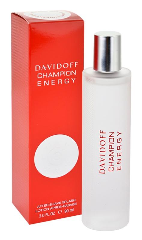 Davidoff Champion Energy woda po goleniu dla mężczyzn 90 ml