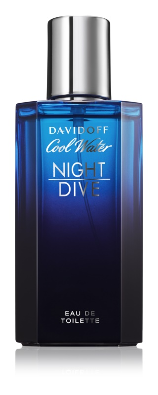 Davidoff Cool Water Night Dive Eau de Toilette para homens 50 ml