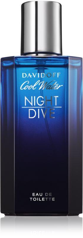 Davidoff Cool Water Night Dive toaletná voda pre mužov 50 ml