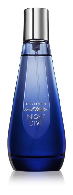 Davidoff Cool Water Woman Night Dive Eau de Toilette for Women 30 ml