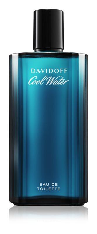Davidoff Cool Water Eau de Toilette para homens 125 ml