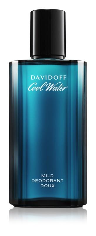 Davidoff Cool Water deodorant s rozprašovačom pre mužov 75 ml