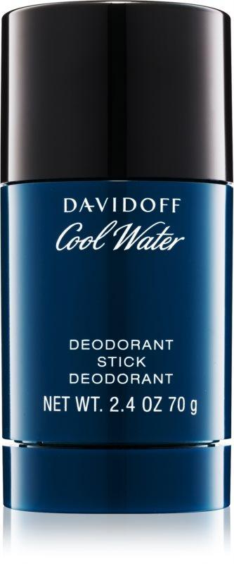 Davidoff Cool Water Deodorant Stick for Men 70 ml