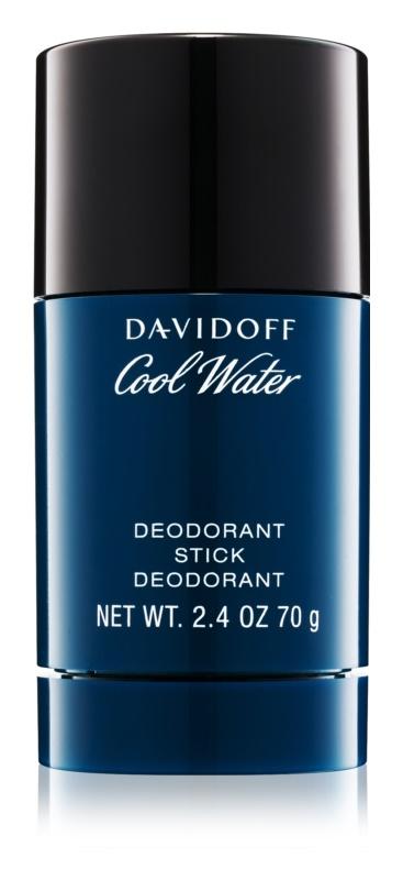 Davidoff Cool Water deodorante stick per uomo 70 ml