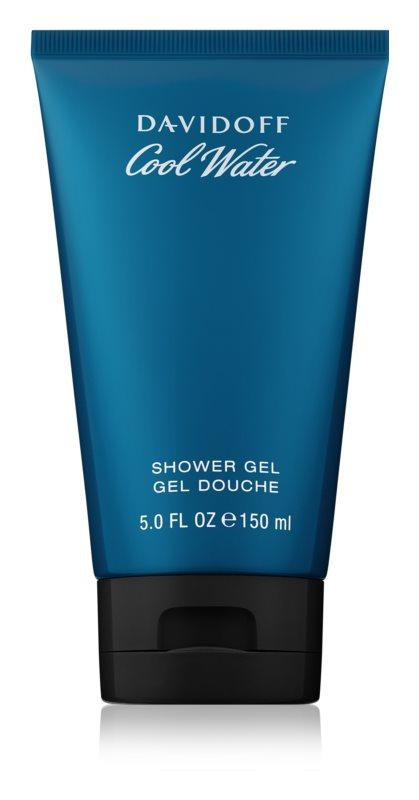 Davidoff Cool Water sprchový gél pre mužov 150 ml