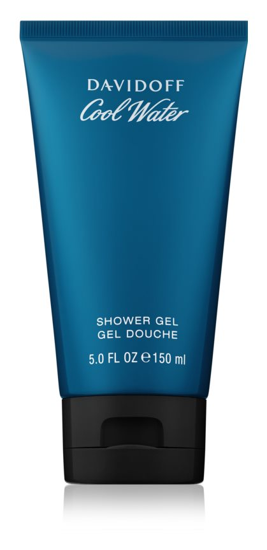 Davidoff Cool Water sprchový gel pro muže 150 ml