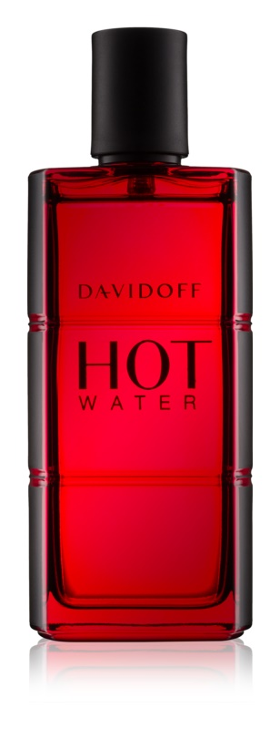Davidoff Hot Water Eau de Toilette Herren 110 ml