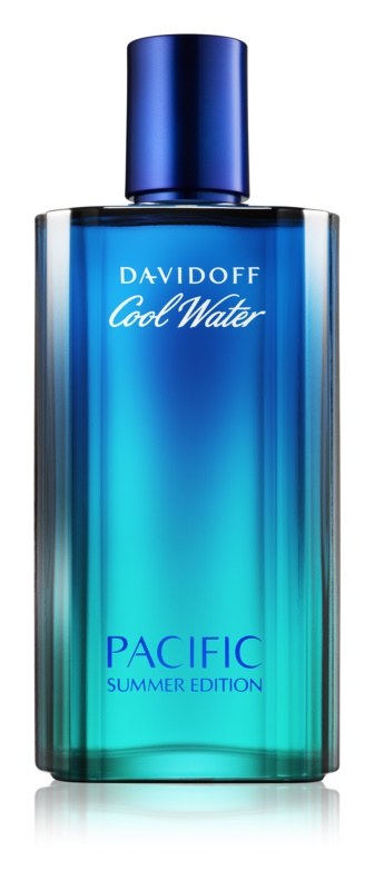 Davidoff Cool Water Pacific Summer Edition eau de toilette férfiaknak 125 ml