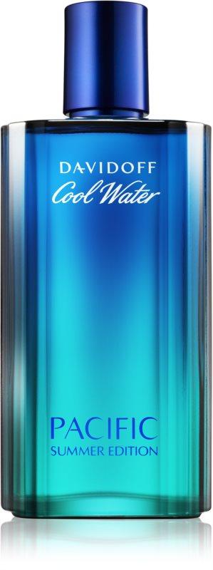 Davidoff Cool Water Pacific Summer Edition Eau de Toilette for Men 125 ml