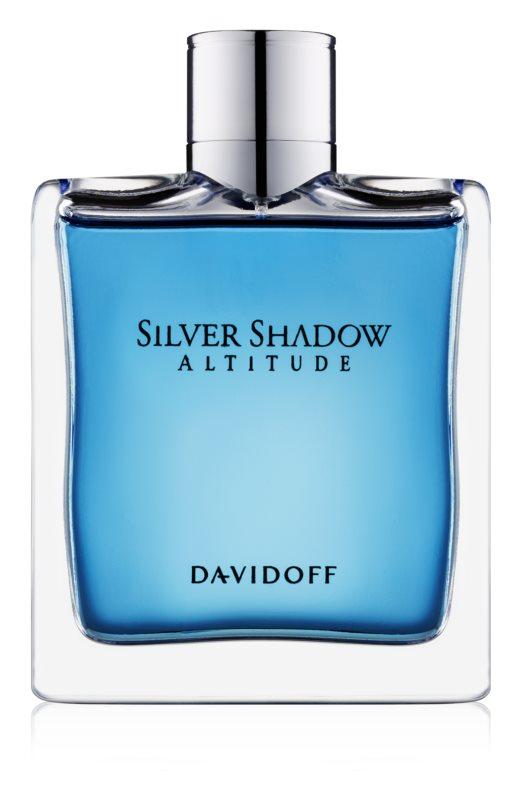 Davidoff Silver Shadow Altitude Eau de Toilette for Men 100 ml