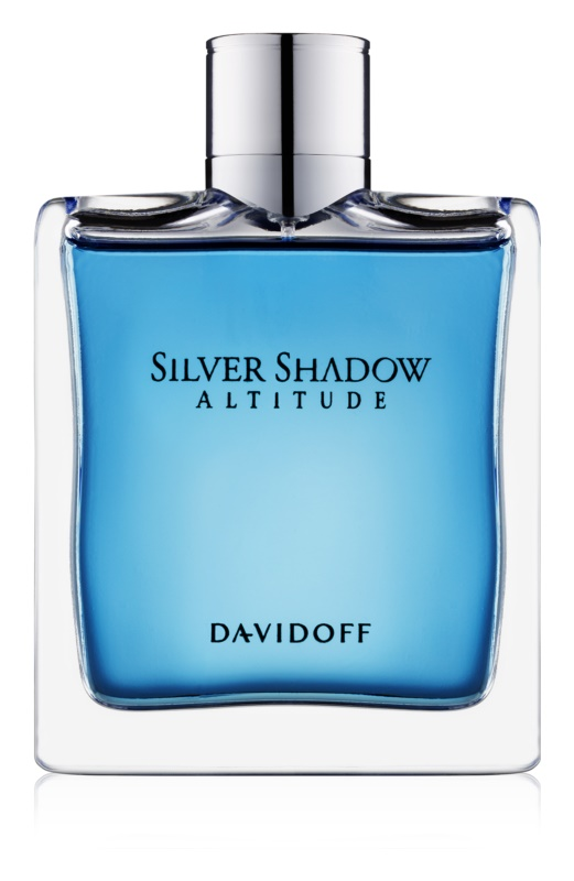 Davidoff Silver Shadow Altitude Eau de Toilette für Herren 100 ml