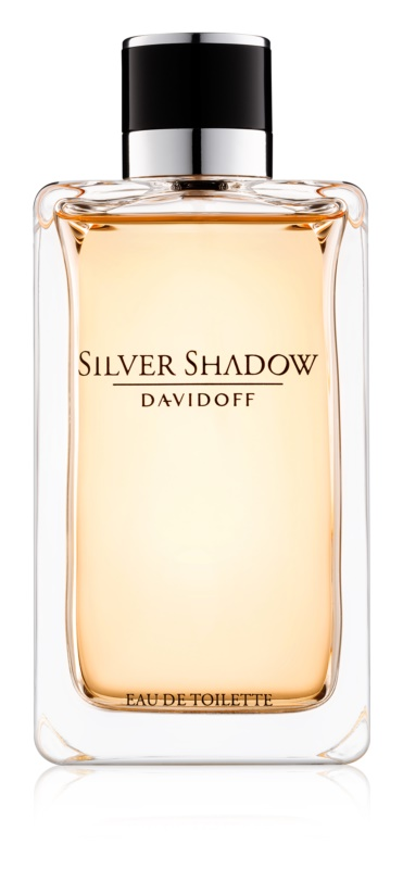 Davidoff Silver Shadow Eau de Toilette for Men 100 ml